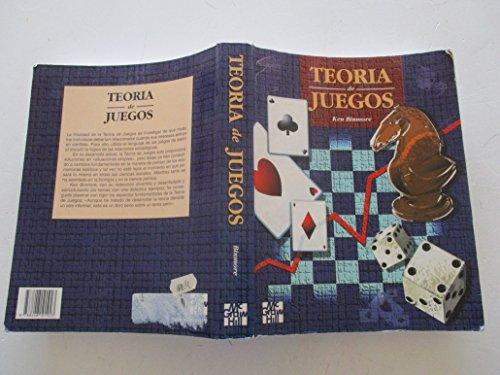 9788448101923: Teoria de juegos