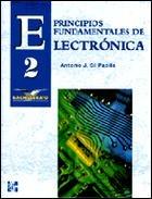 9788448105518: Principios fundamentales de electrónica. 2.º Bachillerato
