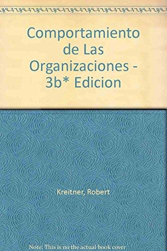 9788448108496: Comportamiento de las organizaciones