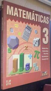 9788448109523: Matematicas 3 eso