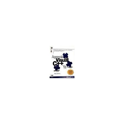 9788448109615: Aprenda Visual C++ YA (Spanish Edition)