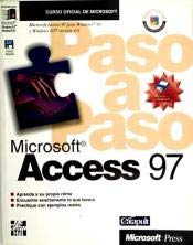 Microsoft Access 97 - Paso a Paso (Spanish Edition) (8448110676) by Microsoft