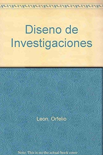 9788448110888: Diseno de Investigaciones (Spanish Edition)