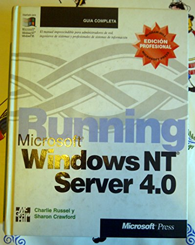 9788448110949: Running Microsoft Windows NT Server 4.0 (Spanish Edition)