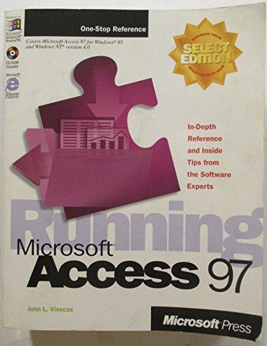 9788448110970: Running Microsoft Access 97 (Spanish Edition)