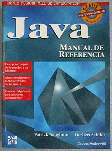 9788448111311: Java : manual de referencia