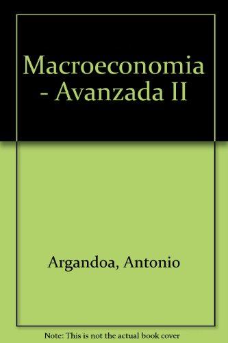9788448112196: Macroeconomia avanzada II - fluctuaciones ciclicas y crecimiento econo