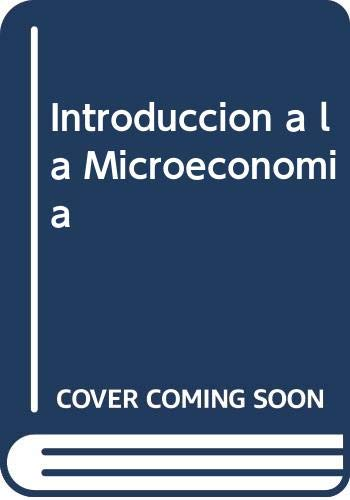 9788448112660: Introduccion a la Microeconomia (Spanish Edition)