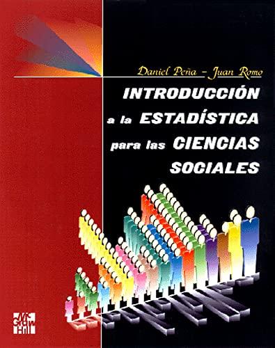 9788448116170: Introd. a la Estadistica Para La Ciencias Sociales (Spanish Edition)