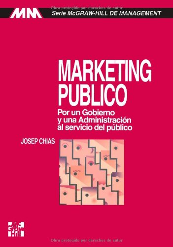 Marketing público: Chias,Josep