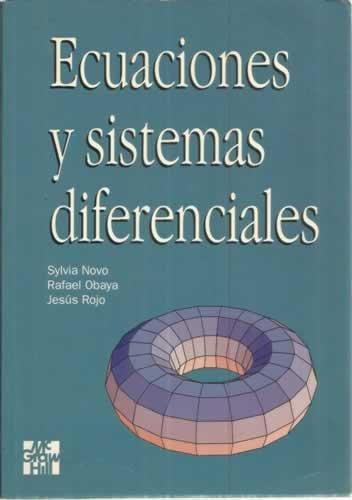 9788448116934: Ecuaciones Y Sistemas Diferenciales