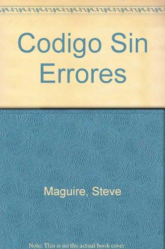 9788448118006: Codigo Sin Errores (Spanish Edition)
