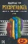 9788448118341: Manual De Psicopatologia Vol.I