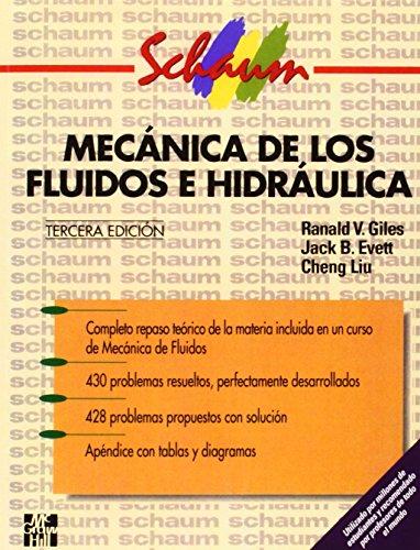 Mecanica de Los Fluidos E Hidraulica -: Giles, Renald V.