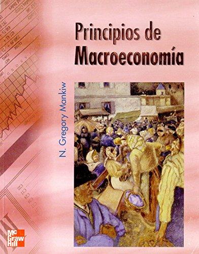 9788448121051: Principios de Macroeconomia