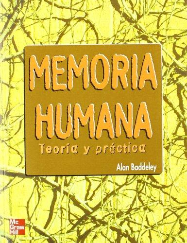 9788448121068: MEMORIA HUMANA