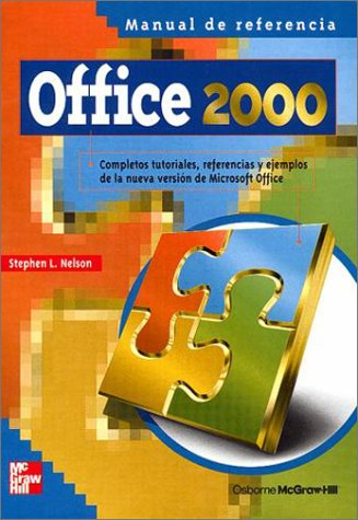 Office 2000 Manual De Referencia: Stephen Nelson