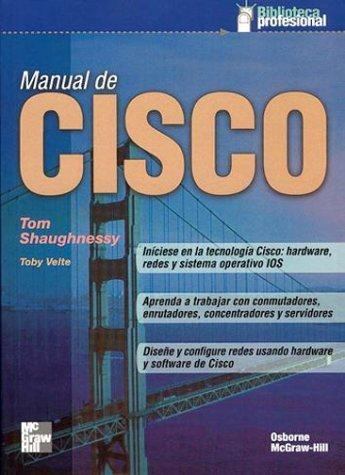 9788448127275: Manual del cisco biblioteca profesional