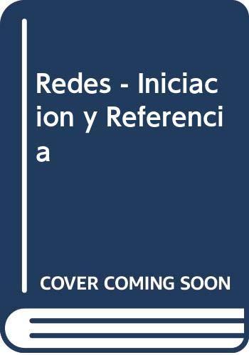 9788448127718: Redes - Iniciacion y Referencia (Spanish Edition)