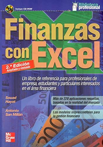 9788448129347: Finanzas con Excel