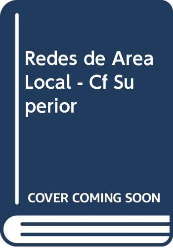 9788448130268: Redes de Area Local - Cf Superior (Spanish Edition)