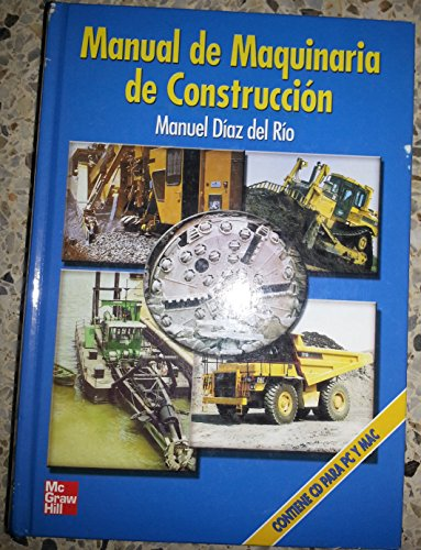 9788448130282: Manual de maquinaria de construccion