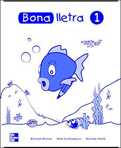 9788448130466: Bona Lletra - Cuaderno De Trabajo 1 - 9788448130466