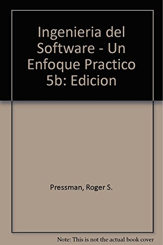 9788448132149: Ingenieria del software. un enfoque practico