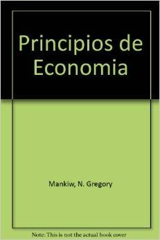 9788448134464: Principios de economia