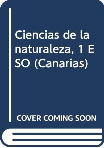 9788448134600: Ciencias de la naturaleza 1.º ESO