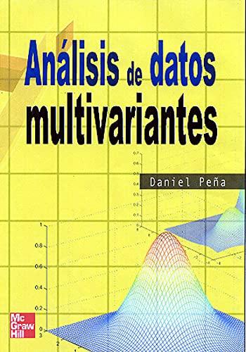 9788448136109: An�lisis multivariante de datos