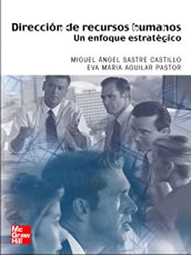 9788448139186: DIRECCION DE RECURSOS HUMANOS.UN ENFOQUE ESTRATEGICO (Management)