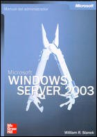 9788448139520: Microsoft Windows Server 2003