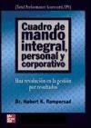 9788448140656: CUADRO DE MANDO INTEGRAL PERSONAL...
