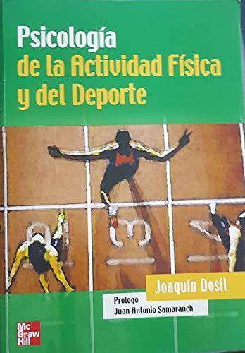 9788448140670: Psicologia de la actividad fisica y del deporte