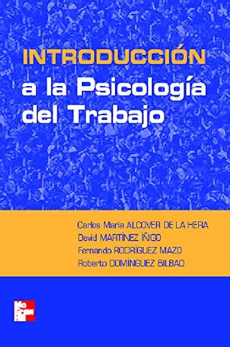 9788448140687: Introducción a la psicología del trabajo