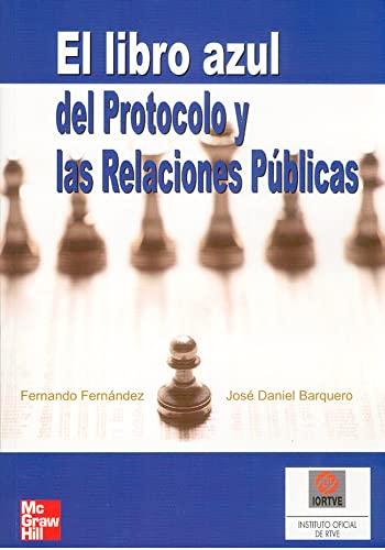 EL LIBRO AZUL DEL PROTOCOLO Y LAS: FERNANDO FERNÁNDEZ, JOSÉ