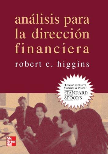 9788448141943: Análisis para la Dirección Financiera (Spanish Edition)