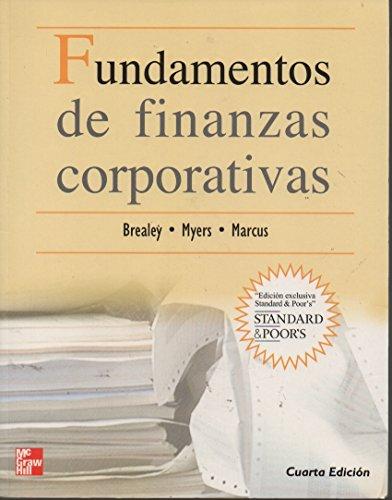 9788448141950: Fundamentos de Las Finanzas Corporativas (Spanish Edition)