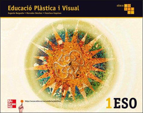 9788448143091: Educación plástica y visual 1ESO