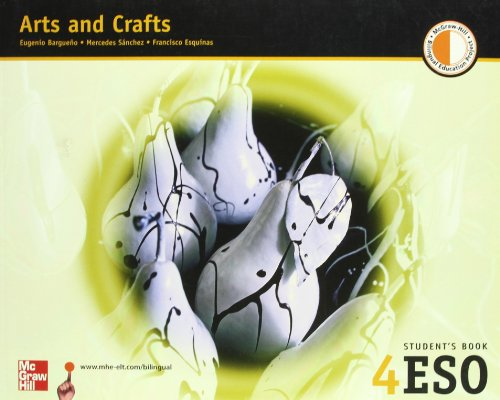 9788448143510: Arts and crafts, 4 ESO