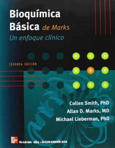 9788448145293: BIOQUIMICA BASICA DE MARKS 2 ED