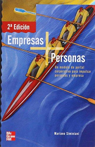 9788448145903: Empresa + Personas Un modelo de portal corporativo para impulsar personas y empresa