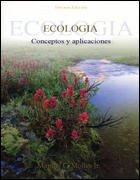 9788448145958: ECOLOGIA CONCEPTOS Y APLICACIONES 3 ED