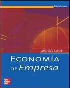 9788448146207: Economía De Empresa, 5ª Edición