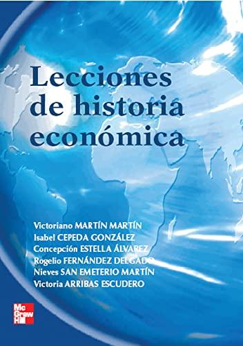 9788448146467: LECCIONES DE HISTORIA ECONOMICA