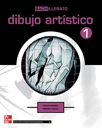 9788448146818: DIBUJO ARTISTICO. 1. BACHILLERATO - 9788448146818