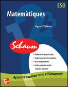 9788448147259: CUTR Matemàtiques. ESO. Schaum