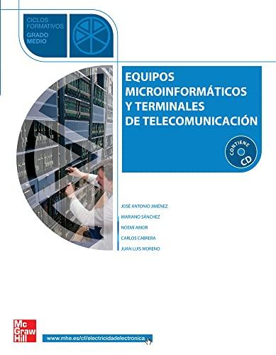 9788448147716: EQUIPOS MICROINFORMATICOS Y TERMINALES DE TELECOMUNICACION. GRADO MEDIO