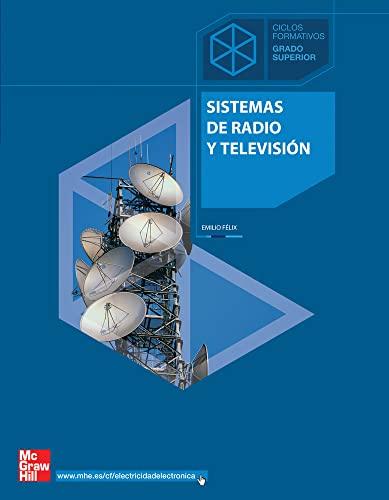 9788448148010: SISTEMAS DE RADIO Y TELEVISION. GRADO SUPERIOR